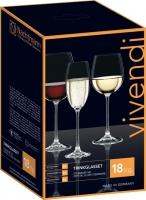 Набор бокалов для вина Nachtmann Vivendi (18 шт) -