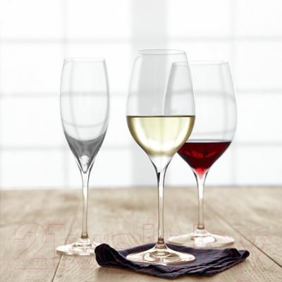 Набор бокалов для шампанского Riedel Grape Champaghe Glass (2 шт) - бокалы Riedel (пример сервировки)