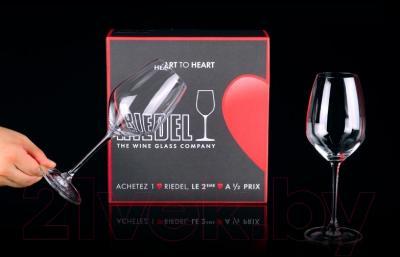 Набор бокалов для вина Riedel Heart to Heart/Riesling (2 шт)