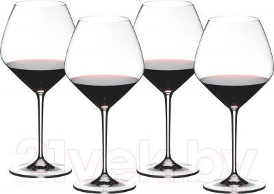 Набор бокалов для вина Riedel Heart to Heart Pinot Noir (4 шт)