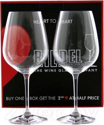 Набор бокалов для вина Riedel Heart to Heart Cabernet Sauvignon (2 шт)