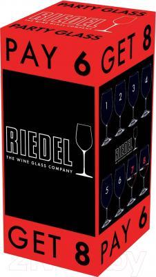 Набор бокалов для вина Riedel Ouverture Magnum (8 шт)