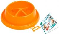 Миска для животных Georplast Adagio Small-Slow Food 10076 -