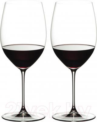 Набор бокалов для вина Riedel Veritas Cabernet/Merlot (2 шт)