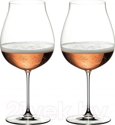 Набор бокалов для вина Riedel Veritas New World Pinot Noir (2 шт)