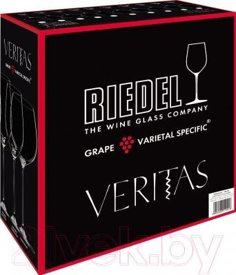 Набор бокалов для вина Riedel Veritas Riesling/Zinfandel (2 шт)