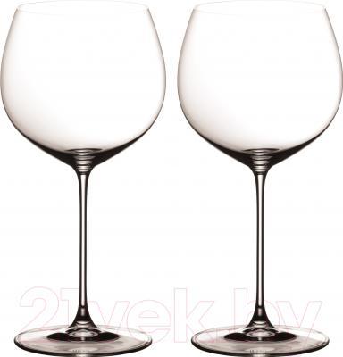 Набор бокалов для вина Riedel Veritas Oaked Chardonnay  (2 шт)