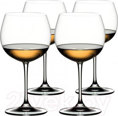 Набор бокалов для вина Riedel Vinum XL Oaked Chardonnay (4 шт)