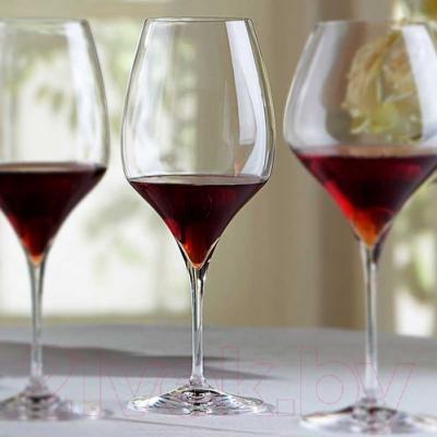 Набор бокалов для вина Riedel Vitis Cabernet (2 шт) - посуда Riedel (пример сервировки)