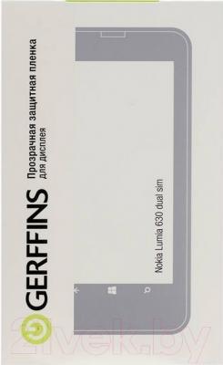 Защитная пленка для телефона Gerffins 585487 (для Lumia 630)