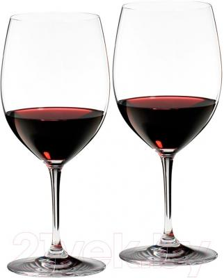 Набор бокалов для вина Riedel Vinum Brunello (2 шт)