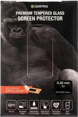 Защитное стекло для телефона Gerffins 611792 (0.33мм, для H324 Leon)