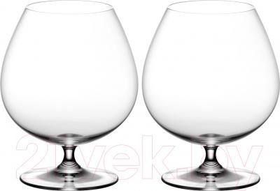 Набор бокалов для бренди Riedel Vinum Brandy (2 шт)