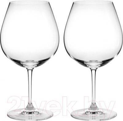 Набор бокалов для вина Riedel Vinum Pinot Noir/Burgundy Red (2 шт)
