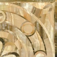 Декоративная плитка PiezaRosa Мозаичный Олива 725322 (330x330, зеленый) -