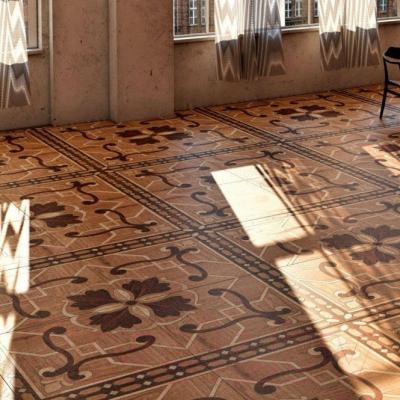 Плитка PiezaRosa Августо Паркет 732462 (450x450, бежевый)