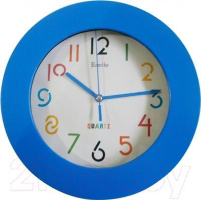 Настенные часы Romika RM-0137/EG (синий)
