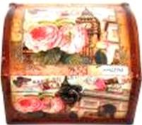 Шкатулка Romika RM-0004/GR