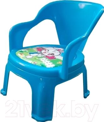 Стул детский Romika RM-0007/MH (синий)