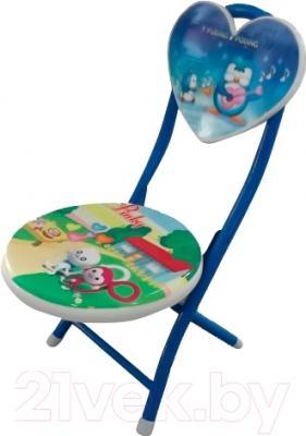 Стул детский Romika RM-0008/MH (синий)