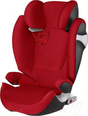 Автокресло Cybex Solution M-Fix (Hot and Spicy)