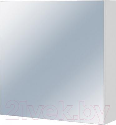 Шкаф с зеркалом для ванной Cersanit Colour 60 / S571-026