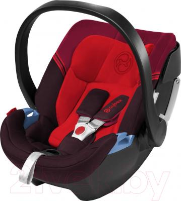 Автокресло Cybex Aton 3 (Strawberry)