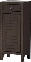 Шкаф-полупенал для ванной Cersanit Mocca / S544-002-DSM -