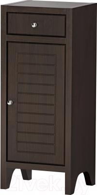 Шкаф-полупенал для ванной Cersanit Mocca / S544-002-DSM