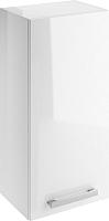 Шкаф-полупенал для ванной Cersanit Melar / S614-005 (белый) -