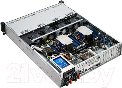 Серверная платформа Asus RS520-E8-RS12-E V2 (90SV03SA-M06CE0)