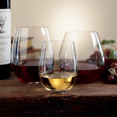 Набор бокалов для вина Riedel O Cabernet/Merlot (2 шт) - бокалы Riedel (пример сервировки)