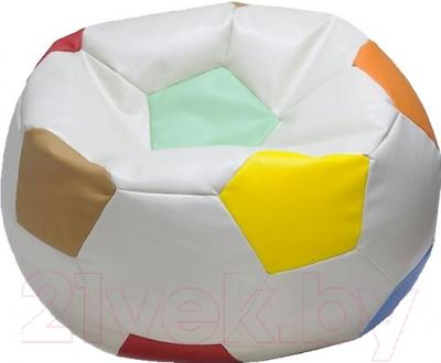 Бескаркасное кресло Flagman Мяч Стандарт М1.3-24 (разноцветный)