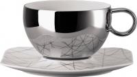 Чашка с блюдцем Rosenthal Free Spirit/Stars -