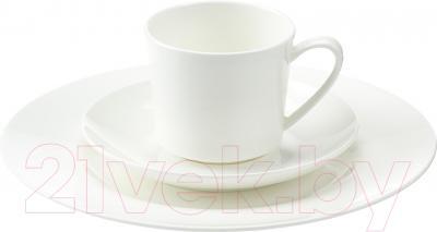 Набор столовой посуды Rosenthal Jade White