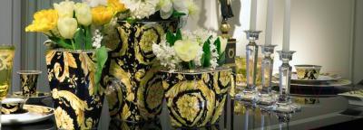 Ваза настольная Rosenthal Versace Vanity (24 см) - вид коллекции