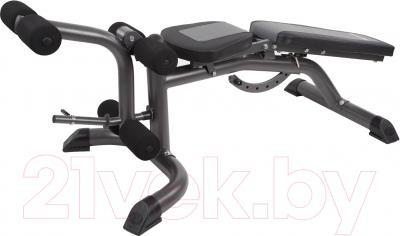 Силовой тренажер Torneo Ultra Bench G-434 (серый)