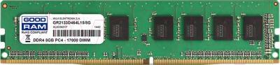 Оперативная память DDR4 Goodram GR2133D464L15/8G