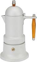 Гейзерная кофеварка BergHOFF Fiesta 1090.09 (серый) -