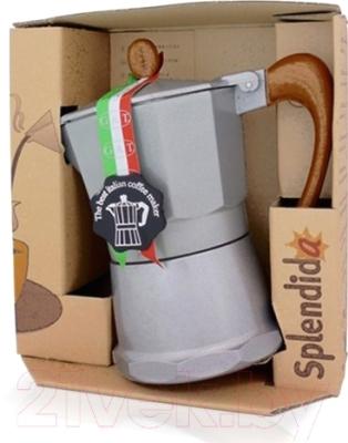 Гейзерная кофеварка G.A.T. Splendida 1080.03