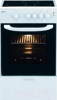 Кухонная плита Beko CSS48100GW