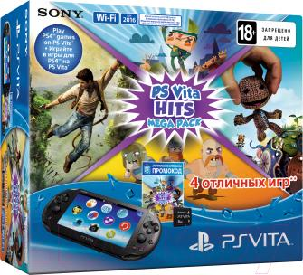 Игровая приставка Sony PlayStation Vita 2000 8Gb (PS719834144)