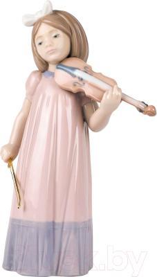 "Статуэтка NAO Childhood ""Девочка со скрипкой"""