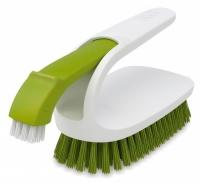 Щетка для уборки двойная Joseph Joseph Twin 85016 (зеленый) -