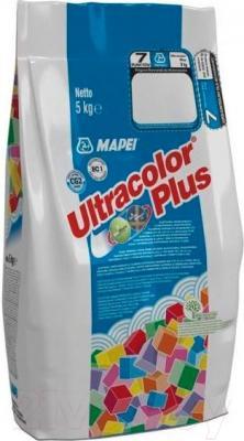 Фуга для плитки Mapei Ultra Color Plus N113 (5кг, цементно-серый)