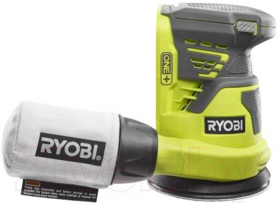 Эксцентриковая шлифовальная машина Ryobi R18ROS-0 (5133002471)