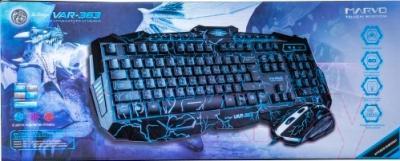 Клавиатура+мышь Marvo VAR-363