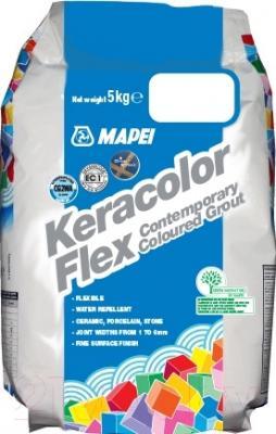 Фуга для плитки Mapei Keracolor FF-DE N144 (5кг, шоколад)