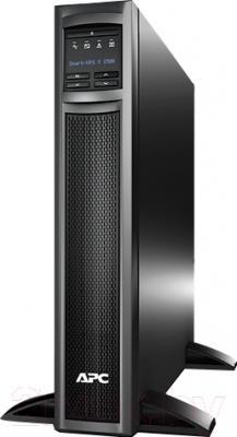 ИБП APC Smart-UPS X 1500VA (SMX1500RMI2UNC)