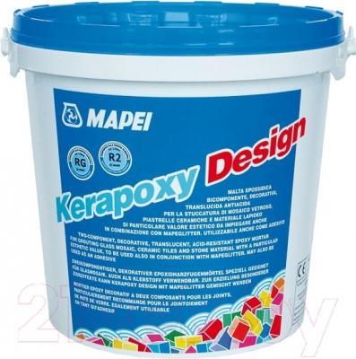 Фуга для плитки Mapei Kerapoxy Design 135 (3кг, золотой песок)